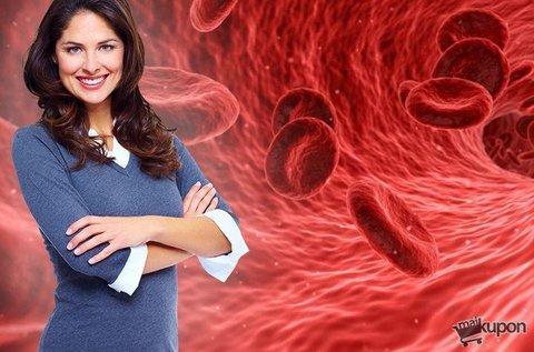 Élő vércsepp analízis ételallergia-teszttel