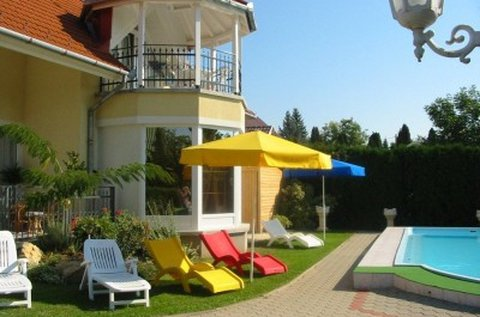 Balaton-parti wellness szeptemberig Keszthelyen