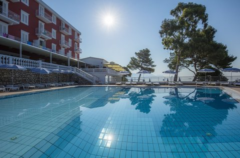 All inclusive nyaralás Orebic tengerpartján