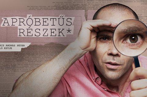 Kovács András Péter önálló estje a Dumaszínházban