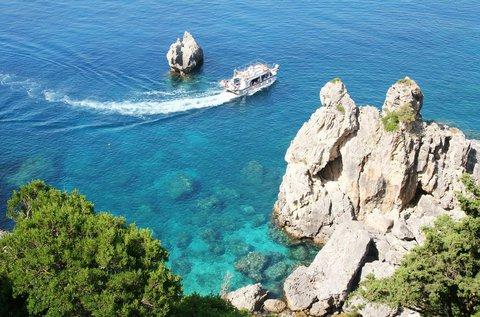 Töltsetek el 1 hetet Korfu smaragdzöld szigetén!