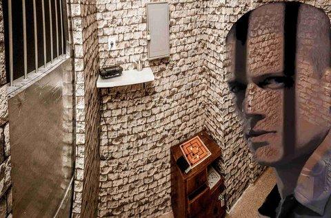Prison Break szabadulós játék 2 fő részére