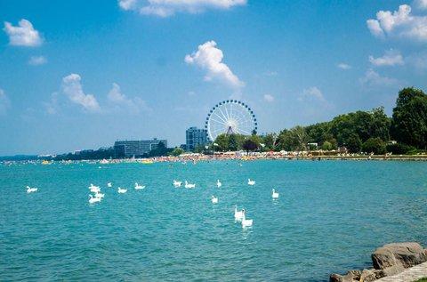 Élménydús pihenés Siófokon, a Balaton partján