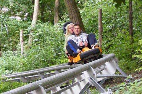 Hegyvidéki kaland bobjeggyel a Zemplénben