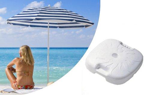 20 l-es vízzel tölthető napernyő talp