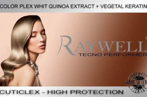 Raywell Botox Hairgold professzionális hajújraépítés