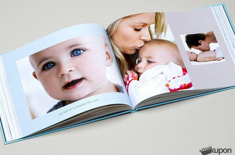 50 oldalas keménytáblás fotókönyv