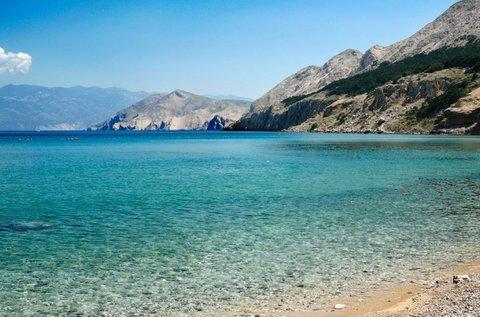 1 napos fürdőzés Krk szigetén buszos úttal