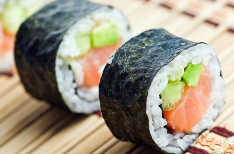 Sushi készítő tanfolyam 1 fő részére
