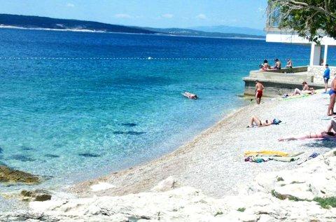 5 napos főszezoni pihenés Selce tengerpartján