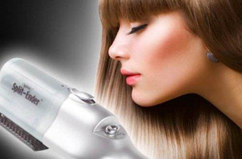 Töredezettség elleni Mac Split Ender hajvágás