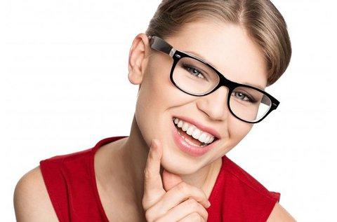 Multifokális szemüveg készítése vizsgálattal
