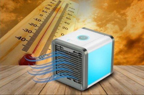 Kellemes felfrissülés hordozható USB léghűtővel