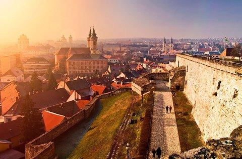 Wellness, városnézés és kiváló borok Egerben
