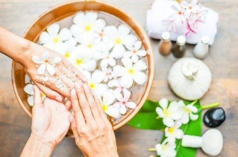 100% vegán spa kéz- és bőrápolás