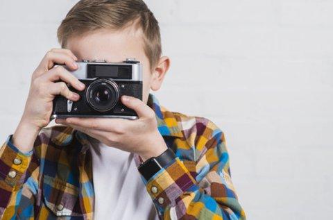 Blende napközi fotótábor tinédzsereknek