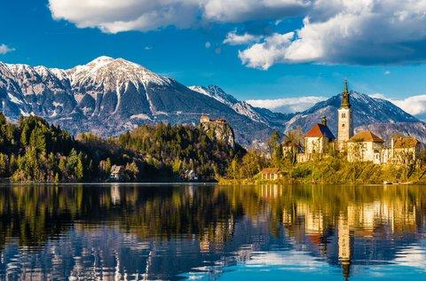 4 csillagos kikapcsolódás a Bledi-tó partján
