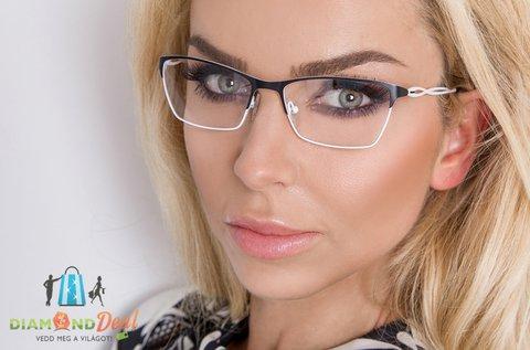 Vékonyított szemüveg az éles látásért