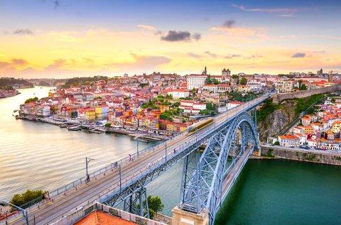Látogassatok el a festői szépségű Portugáliába!