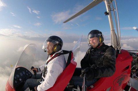 Élményrepülés vagy tesztvezetés helikopterrel