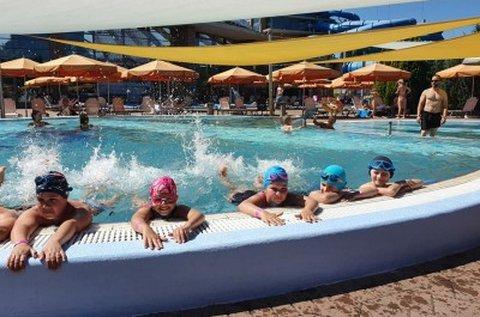 Napközis élménytábor az Aquaworldben