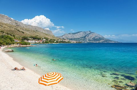 Családi vakáció a horvát tengerparton