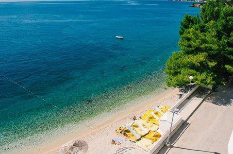 All inclusive nyaralás a horvát tengerparton