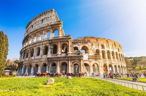 4 napos kiruccanás Rómába repülővel