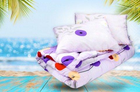 Pihe-puha négyévszakos ágynemű szett