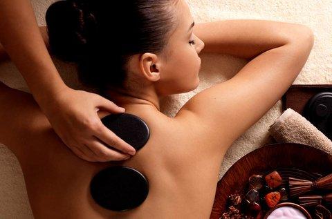 Teljes testet kényeztető De Lux Spa kezelés