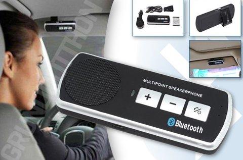 Autós Bluetooth kihangosító