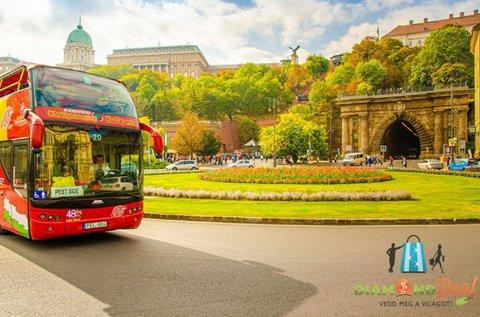 Budapesti felfedező túra sétahajózással