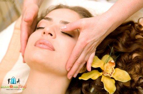Hyaluronos-liposzómás arcfiatalítás bőrpolírozással