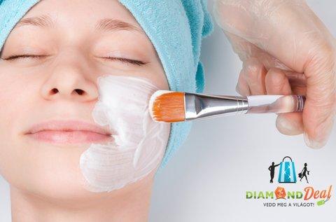 90 perces arcregeneráló szépségcsomag
