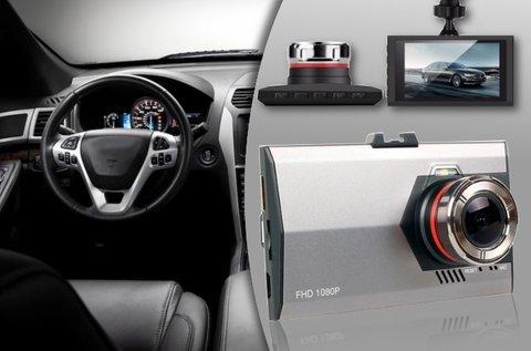 Ultravékony FullHD autós útvonalrögzítő kamera