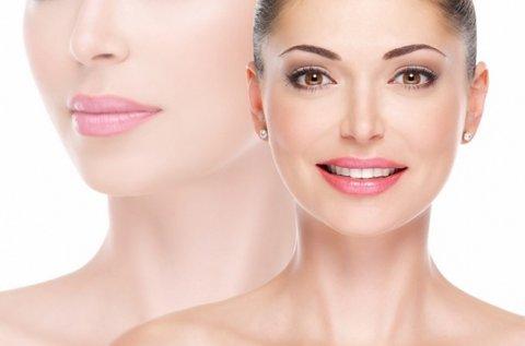 Soft Botox ránctalanító kezelés arcon