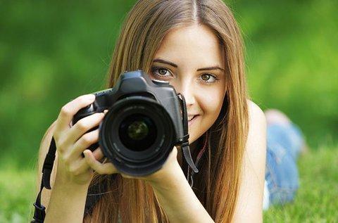 4 órás fotós tanfolyam felnőtteknek és gyerekeknek