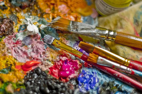3 órás festő workshop 1 db saját képpel