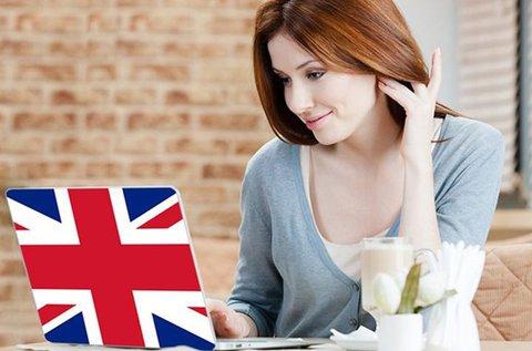 Gyakorlatközpontú online angol nyelvtanfolyam