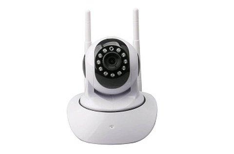 Mozgatható WiFi kamera 2 db antennával