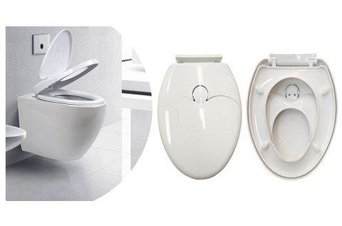 2 az 1-ben WC ülőke szűkítővel