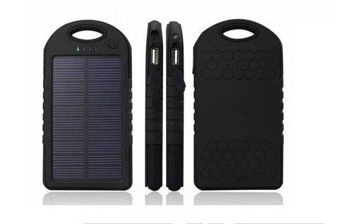 Időjárásálló, napelemes külső akkumulátor