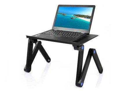 Több ponton állítható laptoptartó állvány