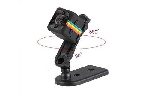 Mini HD kamera nagy kapacitású akkumulátorral