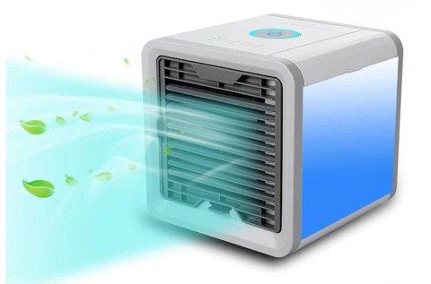 Vízhűtéses asztali léghűtő USB csatlakozóval