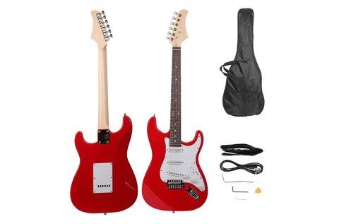 Elektromos gitár szett ajándék erősítővel