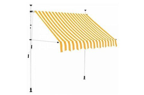Feltekerhető napellenző több méretben és színben