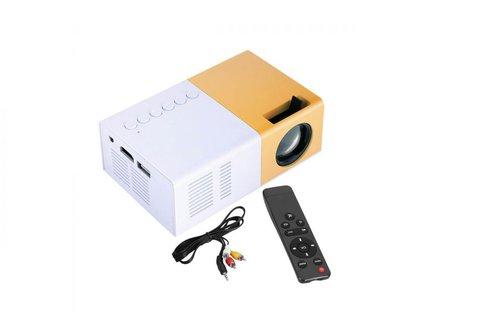 Mini LED projektor beépített hangszóróval