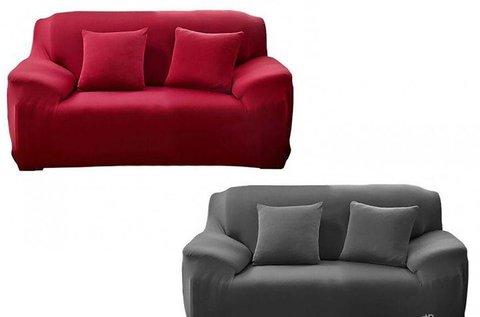 Védőhuzat 2 személyes kanapéra