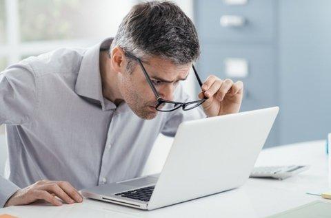 Komplett progresszív munkaszemüveg